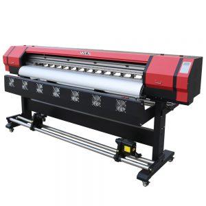 1604X DX5 skrivhuvud utomhus PVC-skrivare Eco-lösningsmedelsskrivare WER-ES1601