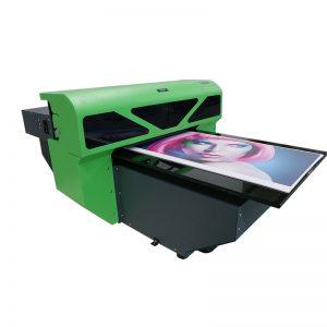 1800 A2-storlek ny design textilplattbordsglasskrivare WER-D4880UV