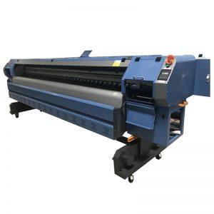 3,2m Konica 512i skrivhuvud digital vinyl flex banner lösningsmedel skrivare / plotter / skrivare WER-K3204I