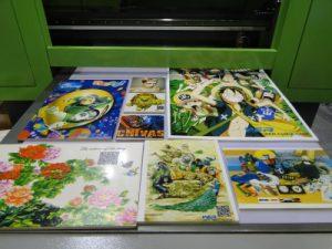 Keramiska plattor utskrift