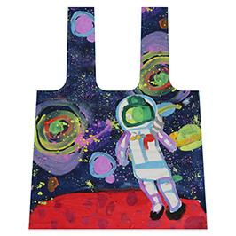 U-vävt väska tryckspruta med digital textilskrivare WER-EP7880T