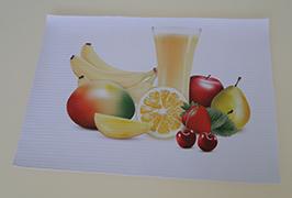 PVC-banderoll tryckt av 3,2 m (10 fot) ekolösningsmedelsskrivare WER-ES3201