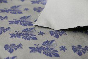 Textilprov 2 genom digital textilmaskin WER-EP7880T
