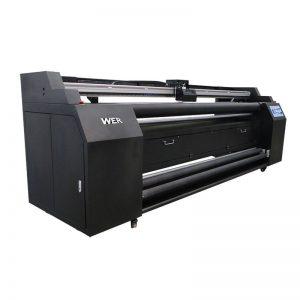 WER-E1802T 1.8m direkt till textilskrivare med 2 * DX5 sublimeringsskrivare