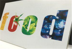 WER-ED2514UV -2,5x1,3m stort format UV-skrivare-utskriftstest för keramikplattor