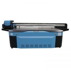 fullfärg CMYK LCLM vitlack UV flatbed skrivare 3D WER-G2513UV
