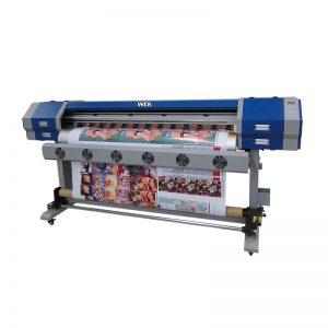 digital textil skrivare e jet v22 v25 sublimeringsmaskin med dx5 eller E5113 skrivhuvud WER-EW160