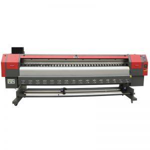 eco lösningsmedelsskrivare dx7 huvud 3.2m digital flex banner skrivare, vinyl skrivare WER-ES3202