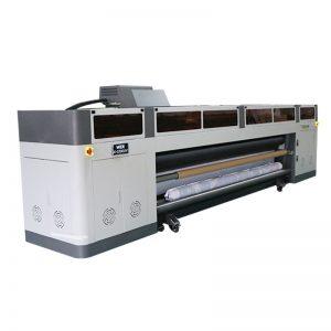 högupplösning med hög hastighet digital bläckstråleskrivare med ricoh gen5 skrivhuvud UV-plotter WER-G-3200UV