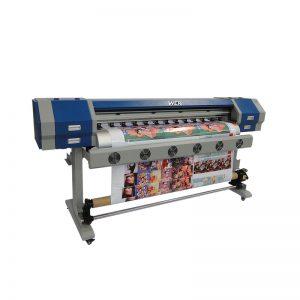 tillverkare bästa pris högkvalitativa t-shirt digitala textiltrycksmaskin bläckstrålefärg sublimeringsskrivare WER-EW160